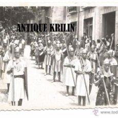 Fotografía antigua: TARRAGONA .- 3 DE JUNIO 1952 .- TRASLADO DE LOS RESTOS REYES DE ARAGON. Lote 51485043