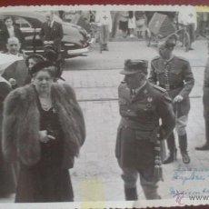 Fotografía antigua: SEVILLA, INAGURACION DEL HOSPITAL DE LA CRUZ ROJA EN TRIANA,, PERSONALIDADES, NOVIEMBRE 1950, . Lote 51775887