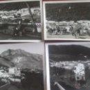Fotografía antigua: CUATRO BONITAS FOTOGRAFIAS DE MIJAS (MALAGA) AÑOS 50 . Lote 51996887