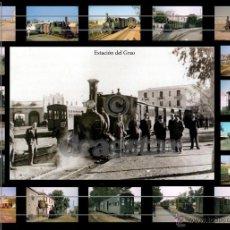 Fotografía antigua: MAGNIFICO MONTAJE FOTOGRAFICO DE LA PANDEROLA EN EL GRAO CASTELLON, IDEAL PARA DECORACIÓN. Lote 52675136