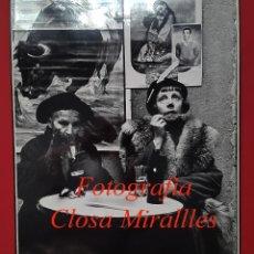 Fotografía antigua: RICTUS III - BODEGA BOHEMIA - BARCELONA - 1970'S - FOTOGRAFIA CLOSA MIRALLES. Lote 52692853