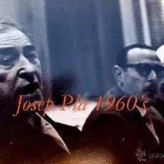 Fotografía antigua: JOSEP PLA - 1960'S . Lote 52940010
