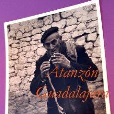 Fotografia antica: ATANZÓN - GUADALAJARA - 1972 - FOTOGRAFIA SANTIAGO BERNAL. Lote 52940126