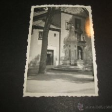Fotografia antica: ALCALA DE HENARES MADRID ANTIGUA FOTOGRAFIA. Lote 52962727