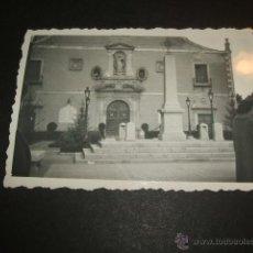 Fotografia antiga: ALCALA DE HENARES MADRID ANTIGUA FOTOGRAFIA. Lote 52962742