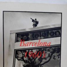 Fotografía antigua: BARCELONA - 1960'S - FOTOGRAFIA CLOSA MIRALLES - GRAN FORMATO . Lote 53263641