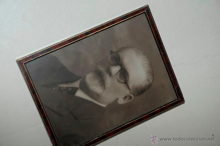 Fotografía antigua: retrato hombre barbudo - Foto 2 - 54343790