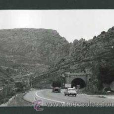 Fotografía antigua: BURGOS. PANCORBO. CARRETERA NACIONAL.1971. Lote 54446245