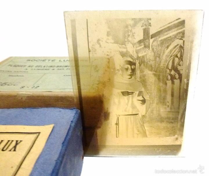 Fotografía antigua: LOTE DE PLACAS CRISTALES FOTOGRAFICOS ESTEREOSCOPICOS- C.1900 - Foto 4 - 56536123