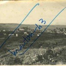Fotografía antigua: PLASENCIA (CACERES).- VISTA GENERAL POR VIAJERO FRANCES EN 1920.. TAMAÑO 14,2X9,2 CM.. Lote 56642500