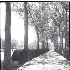 Fotografía antigua: ARANJUEZ (MADRID). 13 NEGATIVOS FOTOGRAFICOS 6X6. FOTOGRAFO: TURISTA FRANCES HACIA 1953.. Lote 57047004