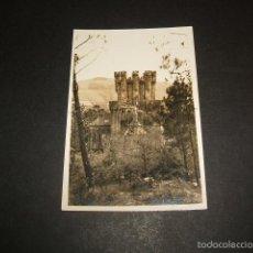 Fotografía antigua: BUTRON VIZCAYA CASTILLO FOTOGRAFIA 1942 6 X 9 CMTS. Lote 57160466