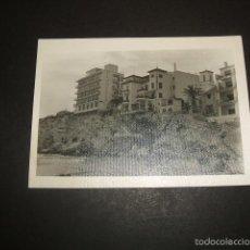 Fotografía antigua: BENIDORM ALICANTE HOTELES FOTOGRAFIA ANTIGUA. Lote 84395840