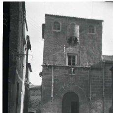 Fotografía antigua: CACERES 1948. NEGATIVO FOTOGRÁFICO B/N. CELULOIDE 6X9CM. INÉDITO Y PERFECTO.. Lote 57497948