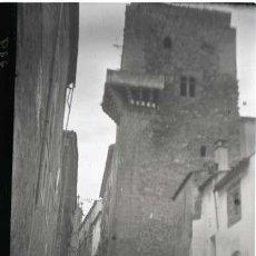 Fotografía antigua: CACERES 1948. NEGATIVO FOTOGRÁFICO B/N. CELULOIDE 6X9CM. INÉDITO Y PERFECTO.. Lote 57497955