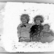 Fotografía antigua: CAJA CON 14 UD. NEGATIVO DE VIDRIO DE LA URSS RURAL EN 1930. Lote 57558214