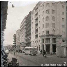 Fotografía antigua: MURCIA 1961. 4 NEGATIVOS FOTOGRÁFICOS B/N, 6X6 CM. ORIGINALES. INEDITOS. PERFECTOS.. Lote 57626061