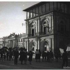 Fotografía antigua: MURCIA 1951. NEGATIVO FOTOGRÁFICO B/N, 6X9 CM. ORIGINAL. INEDITO. PERFECTO.. Lote 57627005