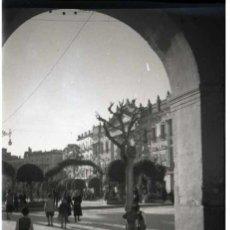 Fotografía antigua: MURCIA 1951. NEGATIVO FOTOGRÁFICO B/N, 6X9 CM. ORIGINAL. INEDITO. PERFECTO.. Lote 57627107