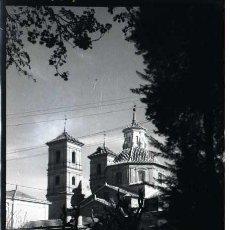 Fotografía antigua: MURCIA 1951. NEGATIVO FOTOGRÁFICO B/N, 6X9 CM. ORIGINAL. INEDITO. PERFECTO.. Lote 57627133