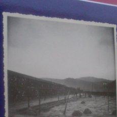 Fotografía antigua: ANTIGUA FOTOGRAFIA ONDARROA, VIZCAYA, MEDIDA TOTAL17,5 X 12 CM,OBRAS PUERTO EGUIDAZU AÑOS 35?. Lote 57920315