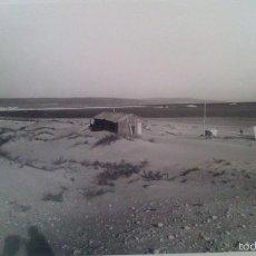 Fotografía antigua: GRAN FOTOGRAFIA 23,5 X 18 CM, BARBATE, CADIZ,, AÑO 1955 FOTOGRAFO DUBOIS, CADIZ.. Lote 58013130