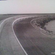 Fotografía antigua: GRAN FOTOGRAFIA 23,5 X 18 CM, BARBATE, CADIZ,, AÑO 1955 FOTOGRAFO DUBOIS, CADIZ.. Lote 58013243