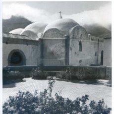 Fotografía antigua: TENERIFE, SANTIAGO DE TEIDE, LA IGLESIA, CÚPULAS, FOTO ORIGINAL VINTAGE DE JOSIP CIGANOVIC AÑOS 60. Lote 58250316
