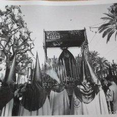 Fotografía antigua: FOTOGRAFIA SEMANA SANTA DE SEVILLA, AÑO 1951. Lote 60875767