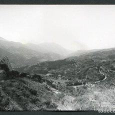 Fotografía antigua: ALICANTE. CARRETERA Y PAISAJE ALICANTINO. 1972. Lote 62345136