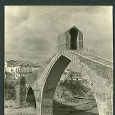 Fotografía antigua: PONT DEL DIABLE DE MARTORELL. C. 1915. Lote 64931759