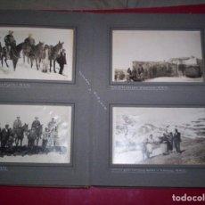Fotografía antigua: EXCEPCIONAL ALBUM VIAJE INGLES POR ESPAÑA, ALMERIA , ANDALUCIA, MADRID, SEVILLA GRANADA MINAS 1927. Lote 67345033