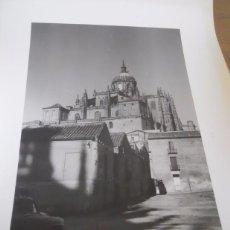 Fotografía antigua: LOTE 25 FOTOGRAFÍAS DE SALAMANCA, AÑOS 50 (FIRMADAS EN 1953) BUEN TAMAÑO. Lote 68308437