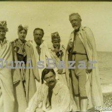 Fotografía antigua: NEGATIVO PLACA CRISTAL GELATINO-BROMURO DE ARGENTA 9 X 12 CM.- AÑO 1910 +/- SECARSE DESPUES DE BAÑO. Lote 71915779
