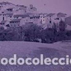 Fotografía antigua: RIBERA DEL EBRO. PUEBLO SIN IDENTIFICAR. C.1930. Lote 77935013
