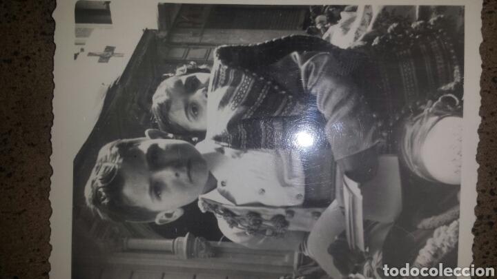 Fotografía antigua: ALCOY MOROS Y CRISTIANOS. AÑOS 60. NIÑOS. FILÀ LABRADORES - Foto 2 - 78254522