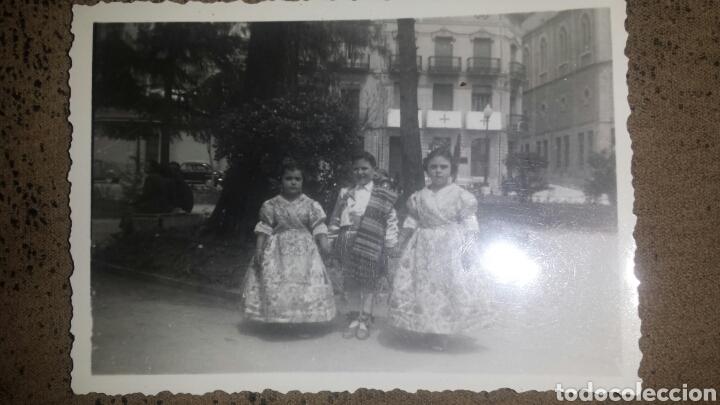 Fotografía antigua: ALCOY MOROS Y CRISTIANOS. AÑOS 60. NIÑOS. FILÀ LABRADORES - Foto 3 - 78254522