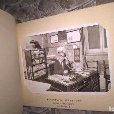 Photographie ancienne: VALENCIA. ALBUM RECUERDO DE LAS OFICINAS DEL GREMIO DE HORNEROS. 1967. Lote 79786373