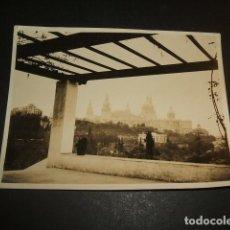 Fotografia antica: BARCELONA MONTJUICH FOTOGRAFIA AÑOS 20. Lote 81035196