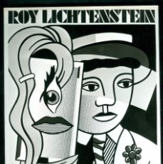 Fotografía antigua: POP ART - ROY LICHTENSTEIN - LEO CASTELLI - FOTOGRAFIA . Lote 82667108