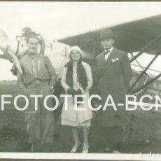 Fotografía antigua: FOTO ORIGINAL AEROPLANO AVION IMAM ROMEO NAPOLI RO 5 AÑOS 20 - AVIACION AERONAVE AERONAUTICA. Lote 83891460