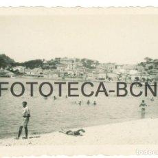 Fotografía antigua: FOTO ORIGINAL COSTA DE MALLORCA BALEARES AÑOS 30 - 8X5 CM. Lote 86088708