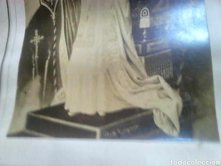 Fotografía antigua: Antiguo documento y foto,,vaticano del año 1.900,ideal coleccionistas - Foto 6 - 88842115