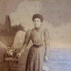 Fotografía antigua: RETRATO - MENORCA - MAHON - FOTOGRAFIA FEMENIAS - 1920'S. Lote 91432630