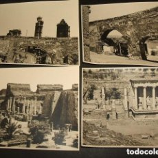 Fotografía antigua: MERIDA BADAJOZ 13 FOTOGRAFIAS 1943 POR EL EMBAJADOR ALEMANIA NAZI EN ESPAÑA DIECKHOFF . Lote 93791580
