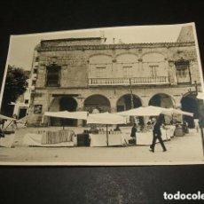 Fotografía antigua: TRUJILLO CACERES 3 FOTOGRAFIAS 1943 POR EL EMBAJADOR ALEMANIA NAZI EN ESPAÑA DIECKHOFF . Lote 93792095