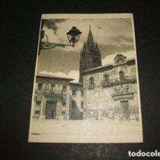 Fotografía antigua: OVIEDO ASTURIAS FOTOGRAFIA ASPECTO URBANO 7 X 10 CMTS . Lote 94072115