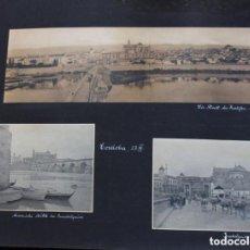 Fotografía antigua: CORDOBA 1931 10 FOTOGRAFIAS POR VIAJERO ALEMAN . Lote 94112633