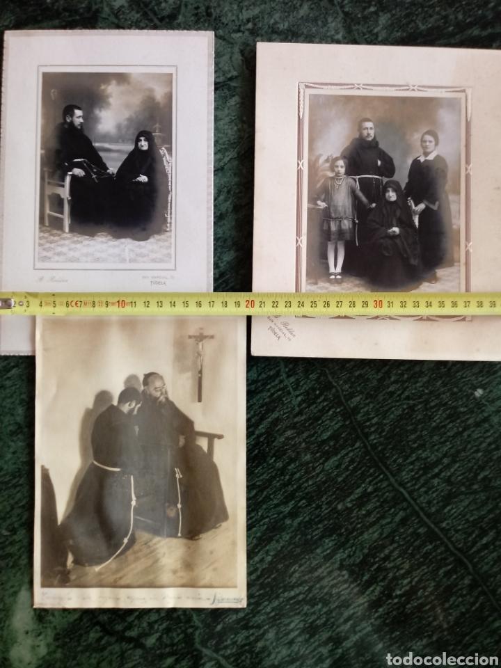 PROFESIÓN RELIGIOSA DE XANTIO GOIZUETA TUDELA NAVARRA 28 AGOSTO 1923. DEDICATORIA EN VASCO. EUSKERA (Photography - Silver Gelatin Prints)