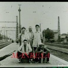 Fotografía antigua: MANRESA - 17 - 6 - 1956 . Lote 95707667